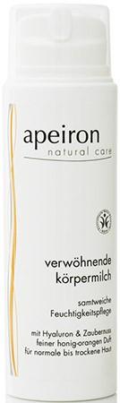 Apeiron verwöhnende Körpermilch 150ml