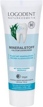 LOGONA Mineralstoff-Calcium Zahncreme Logodent 75ml