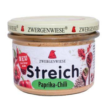 Zwergenwiese Streich Paprika-Chili 180g
