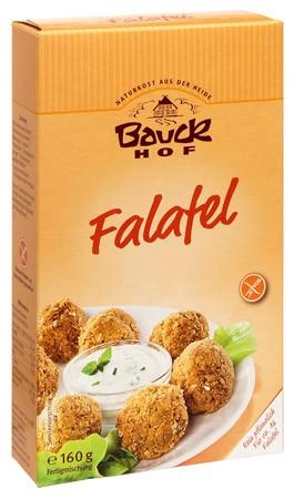 Bauckhof Falafel Fertigmischung, glutenfrei 160g