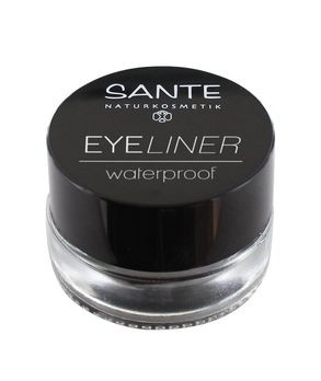 SANTE Eyeliner WATERPROOF 01 stay black 3,3g