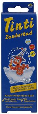 Tinti Zauberbad 3 Badekugeln/A