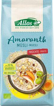 Allos Amaranth Früchte Müsli Großgebinde 1,5kg