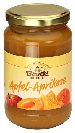Bauckhof Apfel-Aprikosenmus 360g