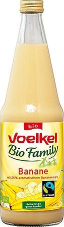 Voelkel Bio Family Banane Fairtrade 1l + 0,15 EUR Pfand