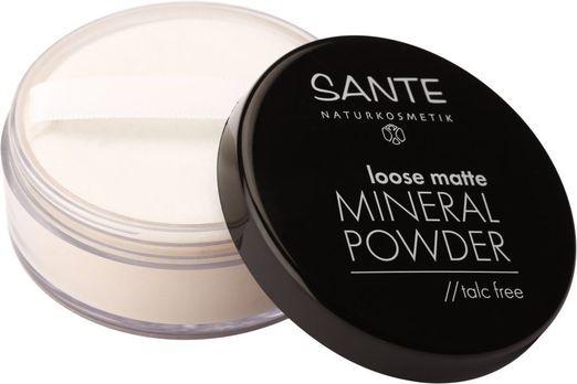 SANTE Loose matte Mineral Powder 01 12g