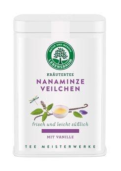 Lebensbaum Nanaminze Veilchen mit Vanille -Dose- 55g