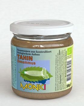 Monki Tahin Sesammus ohne Salz 330g
