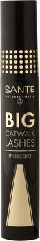 SANTE Big catwalk lashes mascara 01 black 10ml
