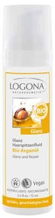 LOGONA Längen- und Haarspitzenfluid Bio-Arganöl 75ml