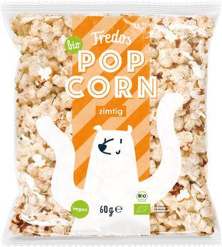 Fredos Popcorn, zimtig 60g
