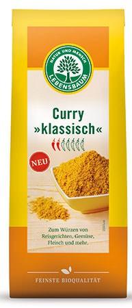 Lebensbaum Curry, klassisch 50g