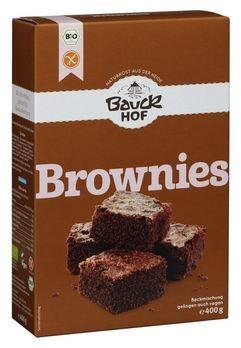 Bauckhof Brownies extra schokoladig, glutenfrei 400g