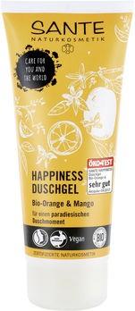 SANTE HAPPINESS Duschgel Bio-Orange & Mango 200ml