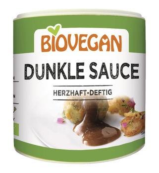 Biovegan Dunkle Sauce 100g
