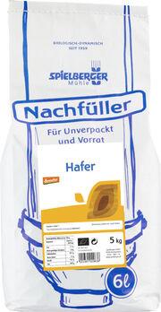 Spielberger Hafer geschält demeter -unverpackt- 5kg