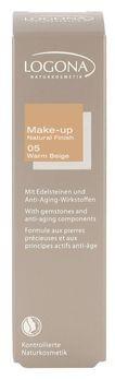 LOGONA Make-Up Natural Finish no. 05 warm beige 30ml