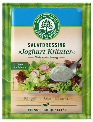 Lebensbaum Salatdressing Joghurt-Kräuter Gewürzmischung (3x5g)