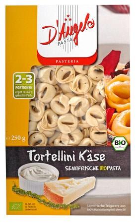 D'Angelo Tortellini mit Käse-Füllung 250 g