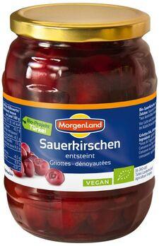 MorgenLand Sauerkirschen entsteint 700g