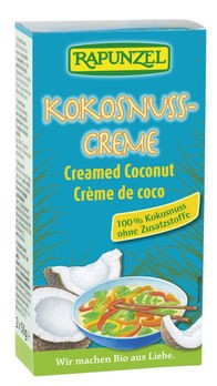 Rapunzel Kokosnuss-Creme 100g
