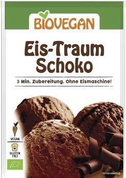 Biovegan Eis-Traum Schoko, Eispulver 89g