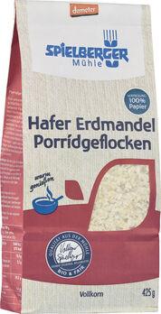 Spielberger Hafer Erdmandel Porridgeflocken demeter 425g