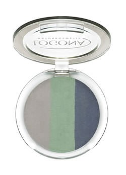 LOGONA Eyeshadow Trio no. 04 ocean