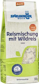 Spielberger Reismischung mit Wildreis demeter 500g