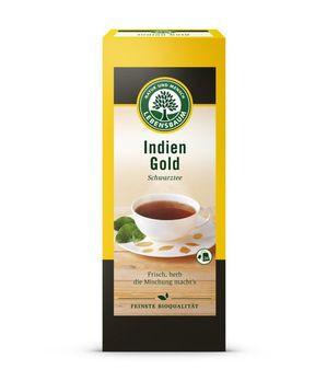 Lebensbaum Schwarztee Indien Gold 20 Beutel