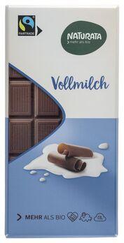 Naturata Chocolat Vollmilch Schokolade 100g