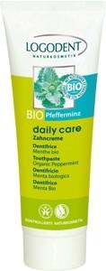 LOGONA Daily Care Zahncreme Bio-Pfefferminze Logodent 75ml