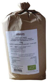 Naturata Getreidekaffee Classic zum Filtern, Großpackung, demeter 5kg