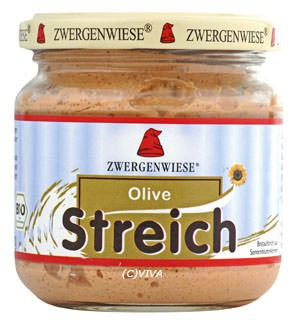 Zwergenwiese Streich Olive 180g