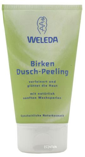 Weleda Birken Dusch-Peeling 150ml