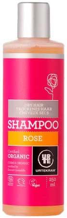 Urtekram Shampoo Rose (für trockenes Haar) 250ml