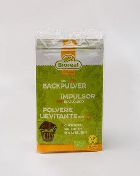 BIOREAL Bio-Backpulver glutenfrei 3x10g
