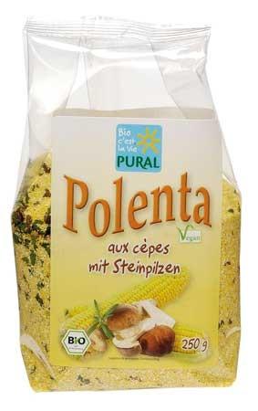 Pural Minuten-Polenta Steinpilz 250g