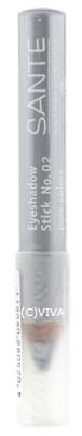 SANTE Eyeshadow Stick No. 02 silver