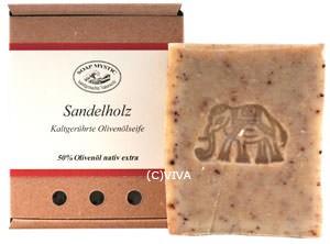 Soap Mystic Naturseife Sandelholz 100g