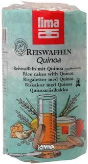 Lima Reiswaffeln mit Quinoa 100g