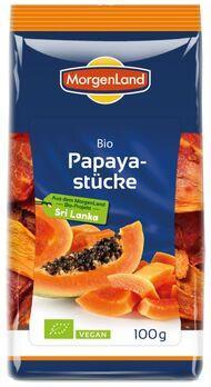 MorgenLand Papayastücke 100g