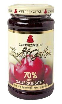 Zwergenwiese Sauerkirsche FruchtGarten 225g