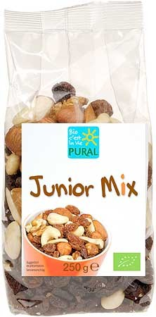 Pural Junior Mix 250g