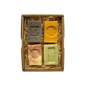 Soap Mystic Gästeseifen-Kollektion 4x50g