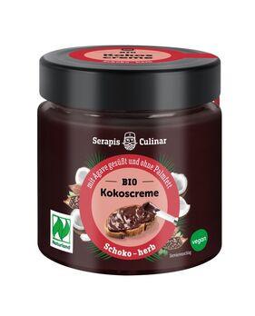 Serapis Culinar Kokos-Creme Schoko herb 200g