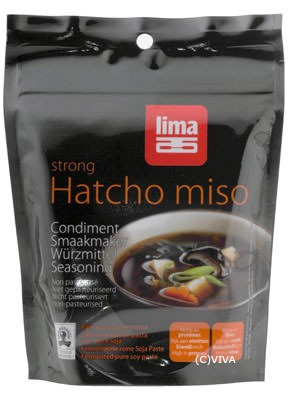 Lima strong Hatcho miso 300g