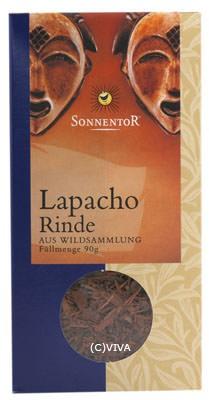 Sonnentor Lapacho-Rinden-Tee aus Wildsammlung 70g