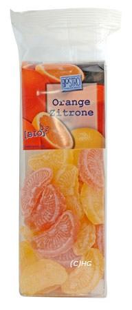 BioVita Orange Zitrone Bonbons 75g