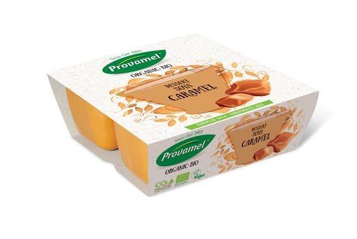 Provamel Sojadessert Caramel 4x125g